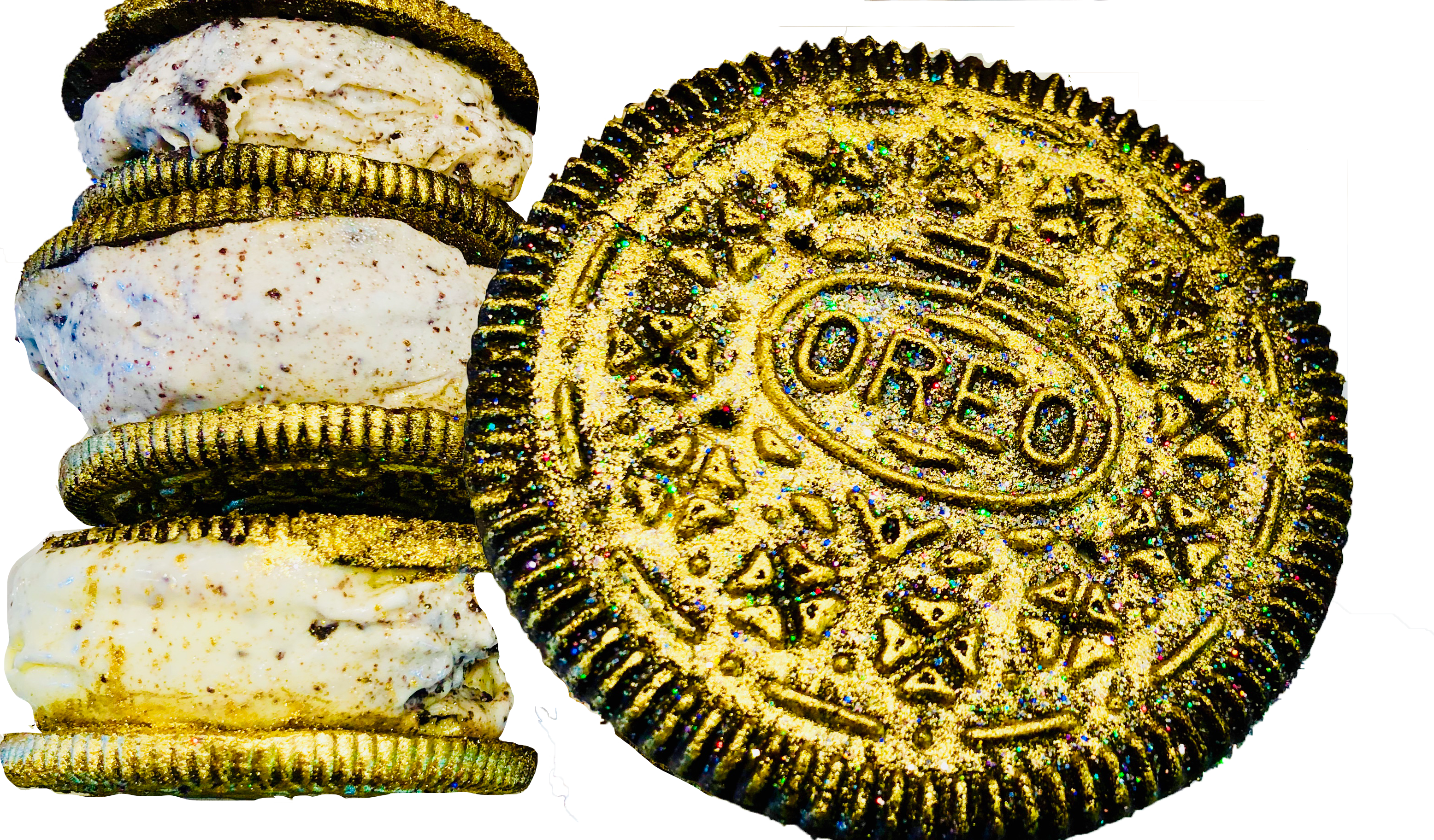 A Must Try – Our Billionaire Golden Oreos