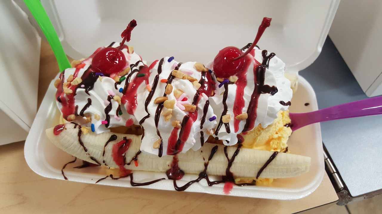 A Look At The Classics: The Banana Split