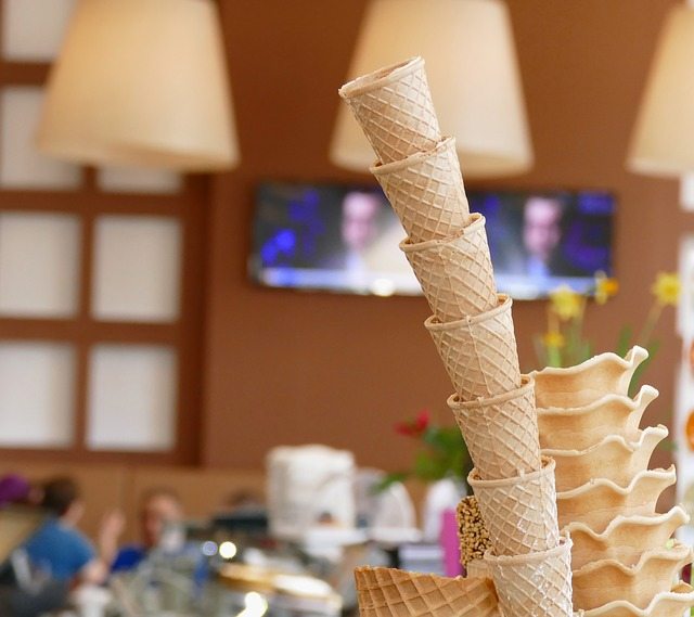 Ice Cream Cones! Which One Is Your Favorite?
